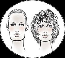 wigs for square faces face shapes explained by elegantwigs com