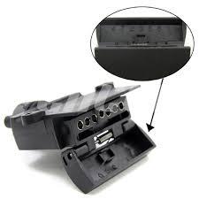 encell australia 7 pin flat trailer socket adapter plug wiring