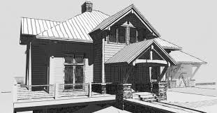 timber frame house plans
