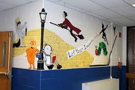 art students create murals for terre haute elementary school smwc