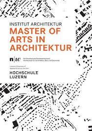 bachelor of arts architektur master architektur issuu