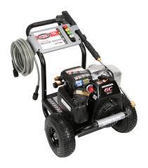 ryobi 3100 psi pressure washer manual simpson cleaning premium pressure washers megashot msh3125 s