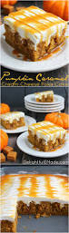 How To Make A Halloween Pumpkin Cake by The Ultimate Fall Dessert A Pumpkin Spice Cake Is Drizzled With