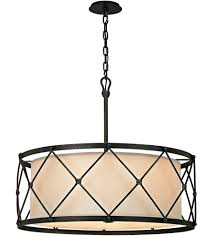 Pewter Ceiling Lights Troy Lighting F5946 Palisade 6 Light 29 Inch Aged Pewter Pendant