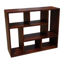Cube Bookcase Wood Cube Bookcase Contemporary Wooden Display Cabinet Shelf
