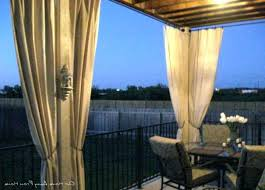 Outdoor Canvas Curtains Outdoor Canvas Curtains Home And Curtains