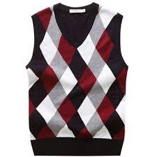 sweater vests mens the sweater vests render vest v neck checked vest