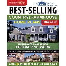 Farmhouse Home Plans Shop Best Selling Country And Farmhouse Home Plans At Lowes Com