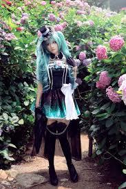 anime costumes for halloween best 25 miku hatsune cosplay ideas on pinterest vocaloid