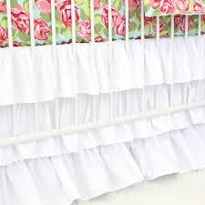 Babi Italia Eastside Crib by Eyelet Crib Bed Skirt Baby Crib Design Inspiration