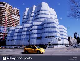 Frank Gehry by Usa New York City The Iac Building Architect Frank Gehry Chelsea