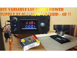Diy Bench Power Supply Variable Diy Variable Lab Bench Power Supply V2 0 Case By Andrazspan