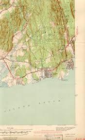 Harvard Yard Map Old Lyme Ct Quadrangle