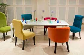 Fabric Dining Chairs Uk Farr S Dining Chairs All Great Pals From Left