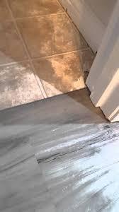 how to install luxury vinyl floor door jams