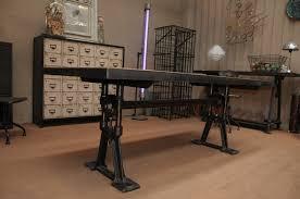 Industrial Kitchen Furniture Chair Industrial Kitchen Table Vintage Island Find 20161211 093