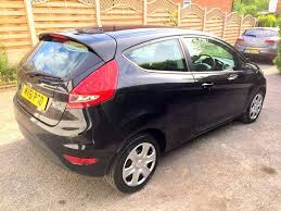 one prev owner 2012 ford fiesta edge 20 tax 1 4 tdci 70 manual