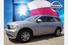 Used Cars In Port Arthur Tx Used Dodge Durango For Sale In Beaumont Tx Edmunds