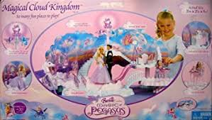 amazon barbie magic pegasus magical cloud kingdom