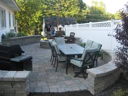 Patio Table Grill Patio Paver Photos With Hot Tubs Small Backyard Patio Design