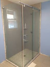 bathroom custom shower doors shower stalls shower units