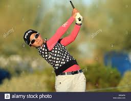 Wildfire In Arizona 2013 by Ayako Uehara Jpn March 14 2013 Golf First Round Of The Rr