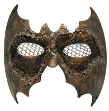 flux scary masquerade mask for men