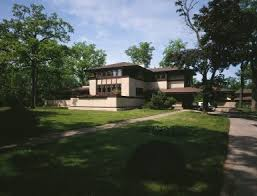 Willits House Browse All Architecture By Wright Frank Lloyd Ncsu Libraries