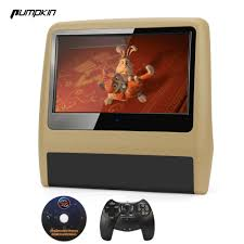opel bmw headrest dvd player picture more detailed picture about pumpkin