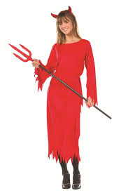 ideas for devil halloween costumes for girls and women