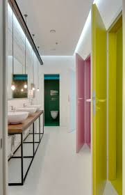 commercial bathroom designs the cake restaurant 2b group 12 restaurants group and bold colors