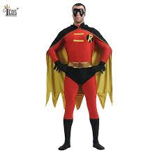 Red Robin Halloween Costume Cheap Tim Drake Costume Aliexpress Alibaba Group