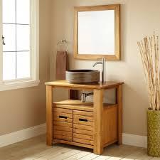 Oak Bathroom Vanity Cabinets by Bathroom Cabinets Teak Bathroom Cabinet Vanity Cabinet Sanding