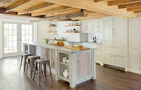 Modern Farmhouse Kitchens A Modern Farmhouse Kitchen Old House Restoration Products
