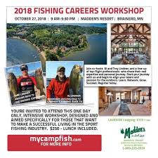 Minnesota Travel And Tourism Jobs images Fishing careers workshop 2018 camp fish fishing careers workshop jpeg
