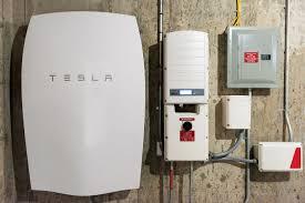 tesla powerwalls for home energy storage hit u s market energy