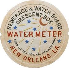 new orleans water meter new orleans la sewage water board water meter lid