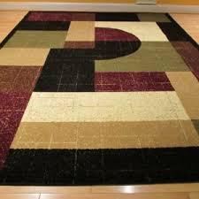 Modern Style Area Rugs Rugs Flooring Area Rugs Black Rug Silk Rugs Modern Style Rugs