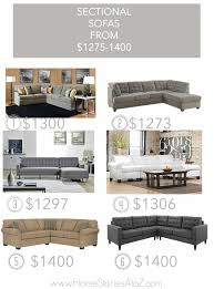 Inexpensive Sectional Sofas 25 Affordable Sectional Sofas