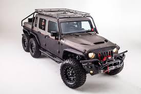 jeep hellcat 6x6 hellcat jeep jk wrangler offroad custom truck gog suv mopar 6x6