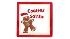 cookies for santa plate cookies for santa plate cookie plate painting party keystone