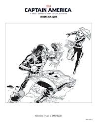 captain america winter soldier printable activity sheets