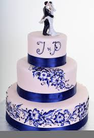 Square Wedding Cakes Royal Blue Square Wedding Cakes Decorating Of Party