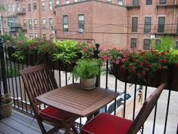 outdoor beautiful railing planters for your fence or deck railing