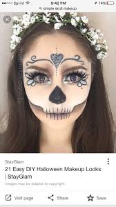 19 best halloween face and hair ideas images on pinterest