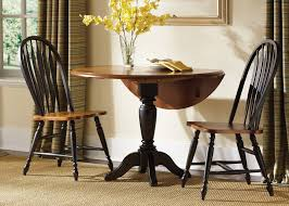 Drop Leaf Dining Table For Small Spaces by Small Round Drop Leaf Table And Chairs Starrkingschool