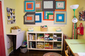 sewing room ideas this is a cozy crafting room ironing table