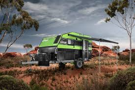 lotus caravans has an off grid trailer that u0027s an outback camper