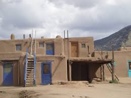 Adobe Homes by Taos Pueblo Darlene Foster U0027s Blog
