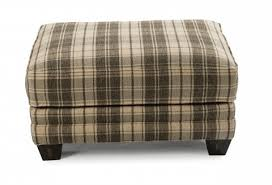 Plaid Chair And Ottoman by Chairs For Home Chairs With Ottoman Furniture Flexsteel